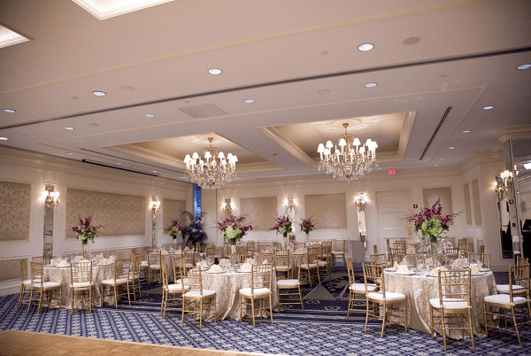 Huntington Ballroom - Colonnade